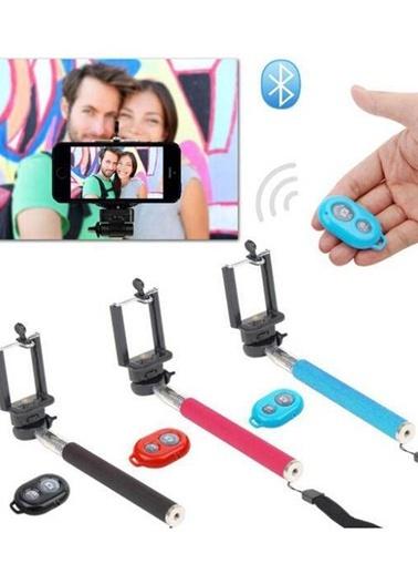 Bluetooth Selfie Çubuğu-Monopod